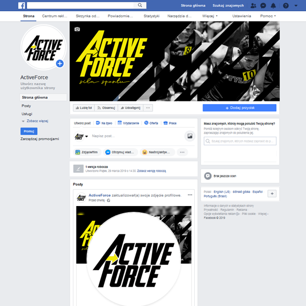 fb activeforce